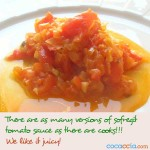 Introducing The Different Homemade Tomato Sauce Recipe: Catalan Sofregit