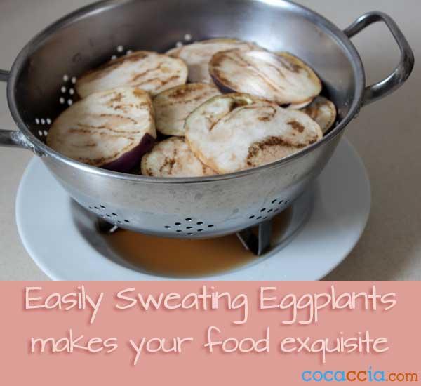 Sweat Eggplant